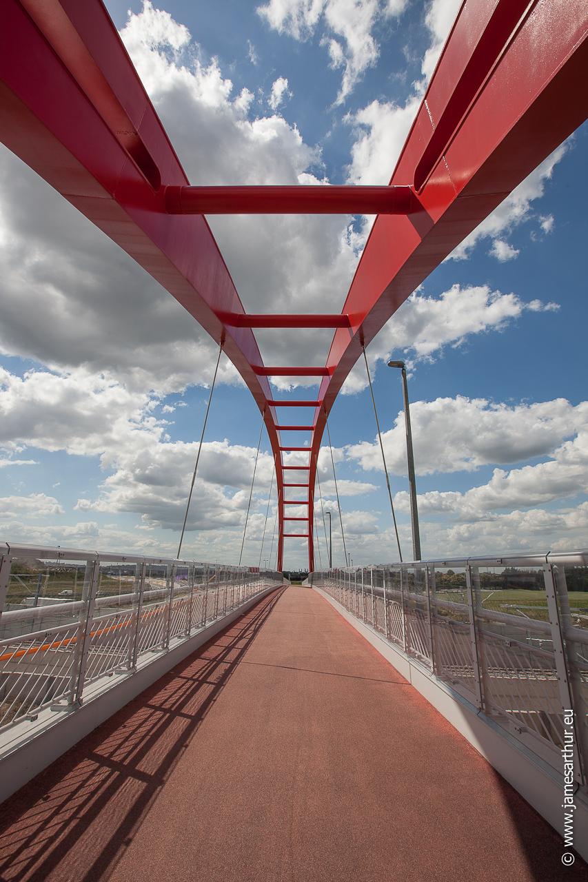 Fietsersbrug E19 Vilvoorde (5 of 5)