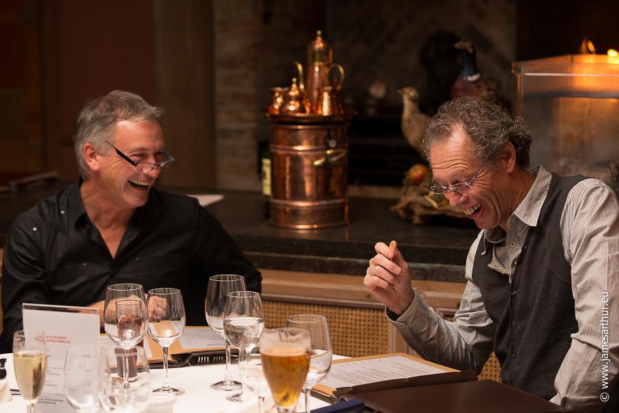 Marc Degryse & Michel Preud'homme