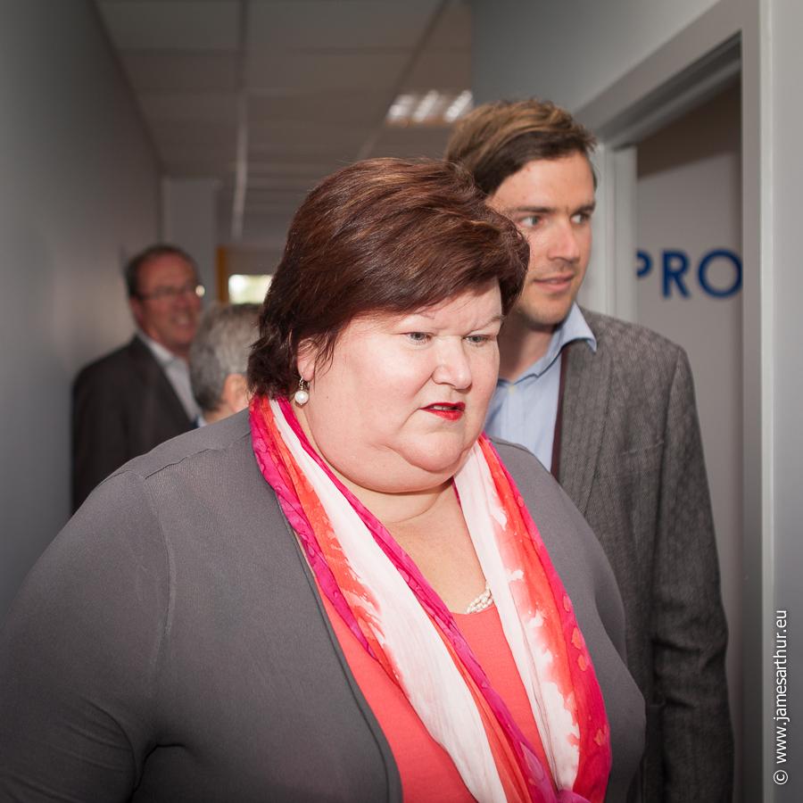 Maggie De Block & Mathias De Clercq