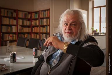 Politieker Jean-Pierre Van Rossem
