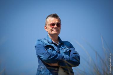 Presentator Marcel Vanthilt