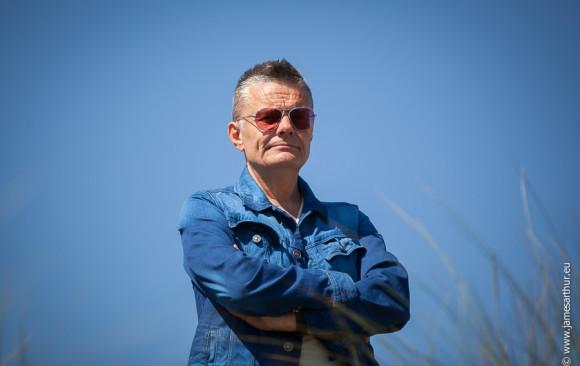 Marcel Vanthilt in Zeebrugge
