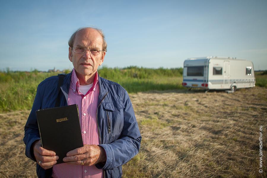 Bert Bruinekreeft Evangelisatiecampagne