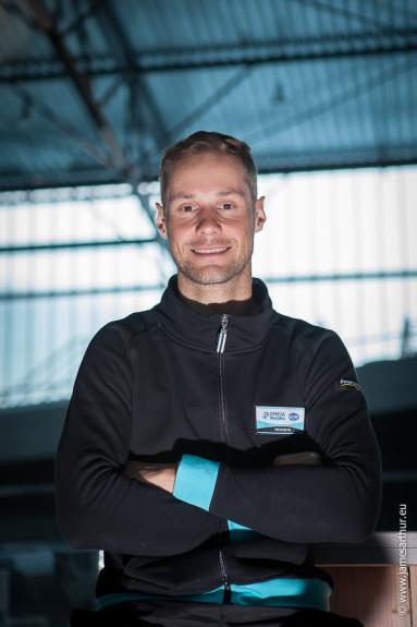 Wielrenner Tom Boonen
