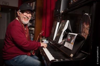 Muzikant Jean Blaute