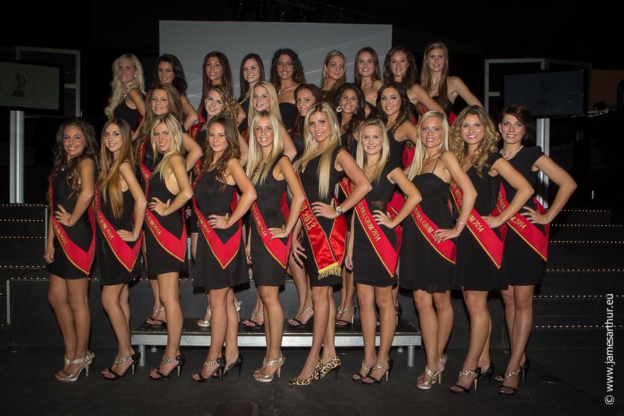 Miss Belgian Beauty 2014