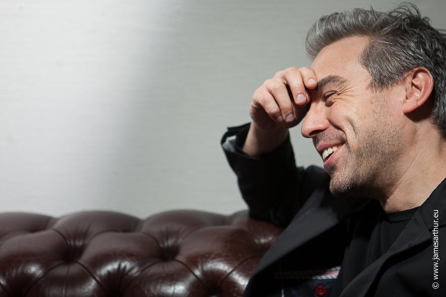 Filmproducent Mariano Van Hoof