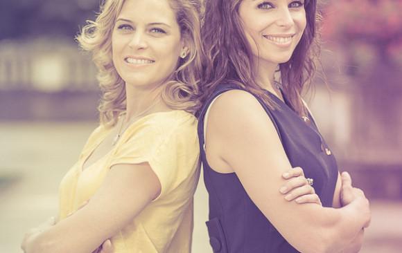 Dina Tersago & Evy Gruyaert in Vilvoorde