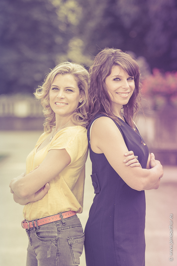 Dina Tersago en Evy Gruyaert