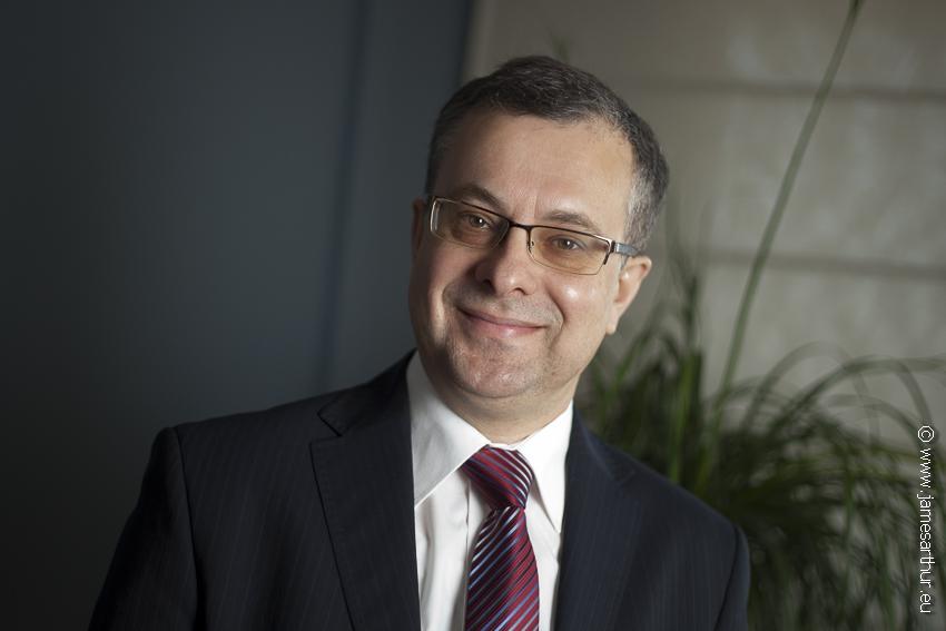 Jaroslav Krzyzanovski for Tractebel Engineering