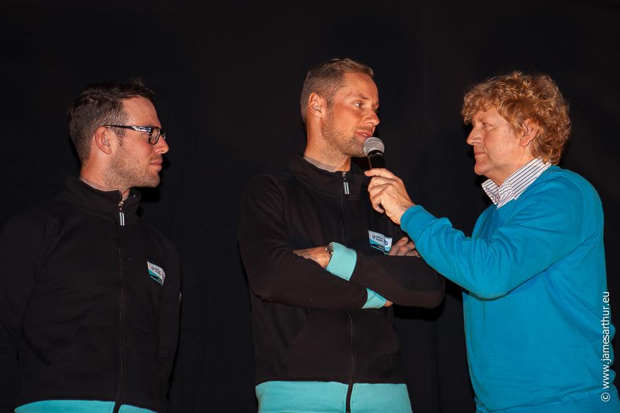 Mark Cavendish & Tom Boonen