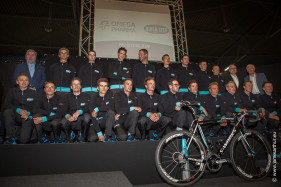 Pro cycling team OPQS