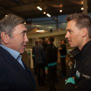 Eddy Merckx & Dries Devenyns