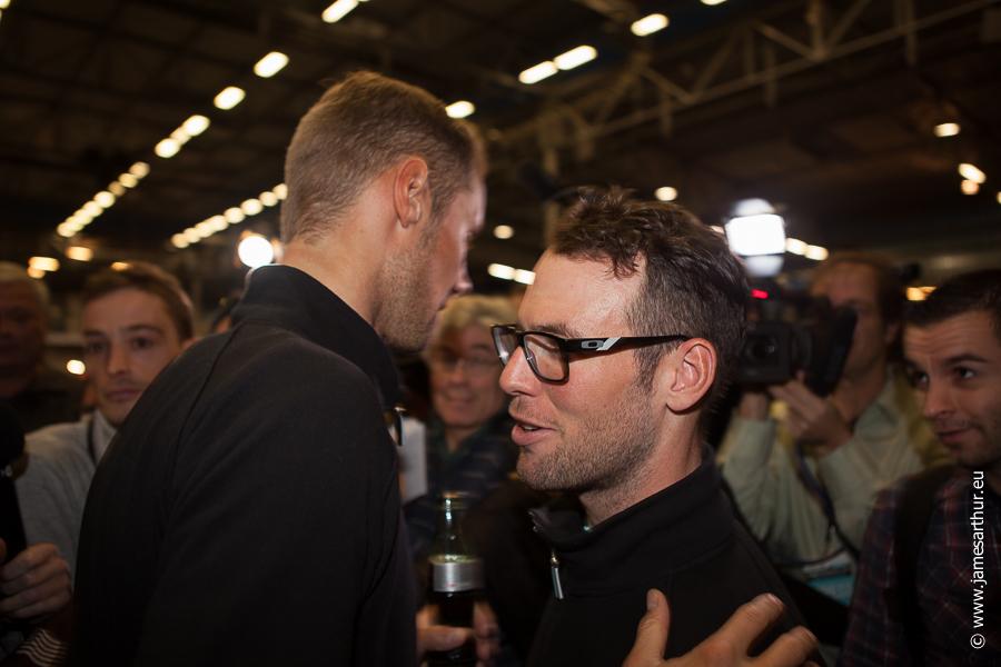 Tom Boonen & Mark Cavendish