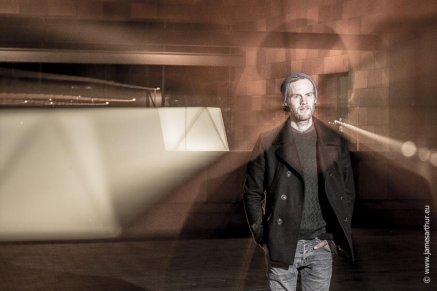 Zanger / Gitarist Wannes Capelle