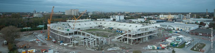 Artevelde stadion KAA GENT