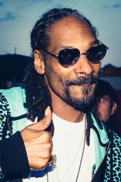 Snoop Dogg in Kiewit