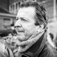 Begrafenis Luc De Vos, Lucas Van den Eynde.