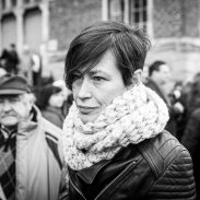 Begrafenis Luc De Vos, Freya Vandenbossche.