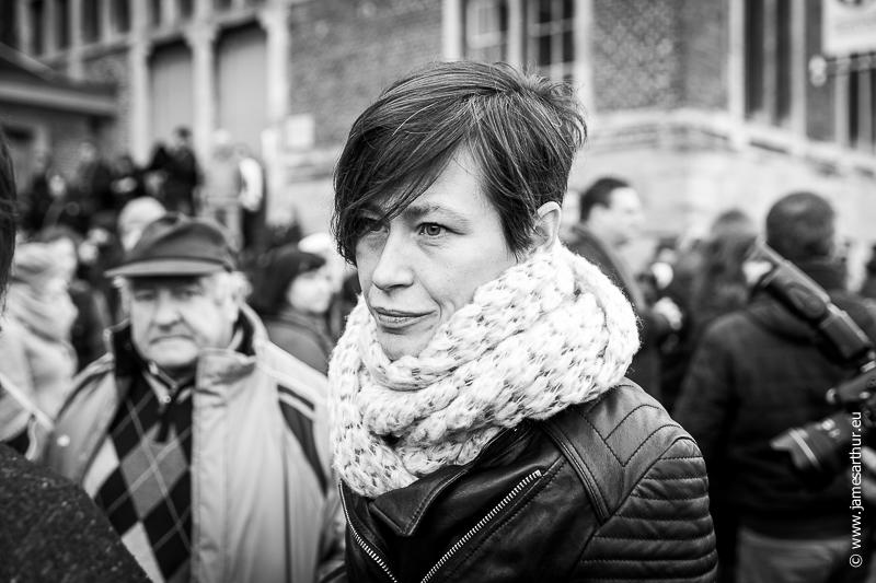 Begrafenis Luc De Vos
