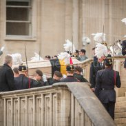 Begrafenis Koningin Fabiola