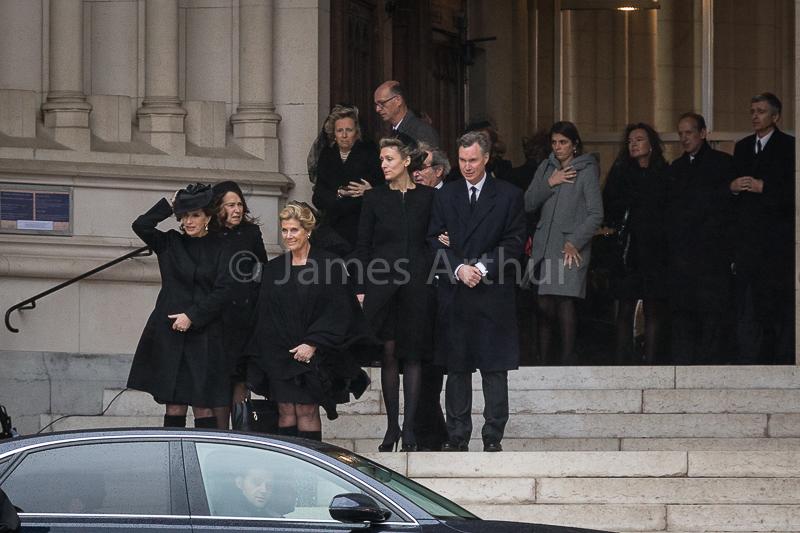 ASS HLN Begrafenis Fabiola