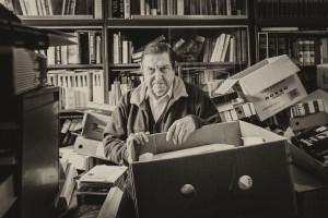 Moraalfilosoof, denker Etienne Vermeersch