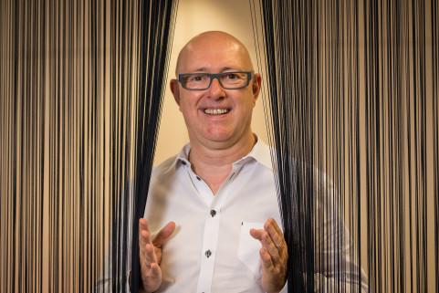 Frank Van Massenhove in Brussel