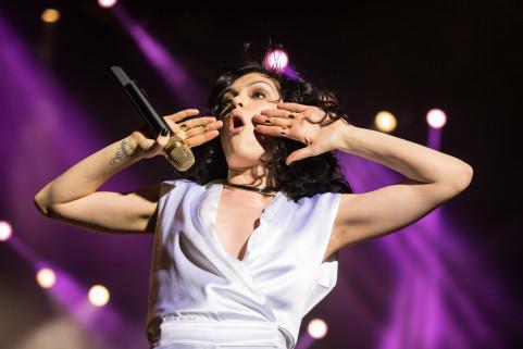 Jessie J. in Lokeren