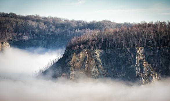 Wolkenzee, Lessen, januari 2014