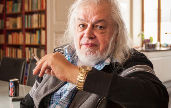 Jean-Pierre Van Rossem in Hoegaarden