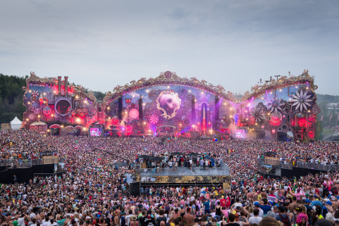 Tomorrowland in Boom