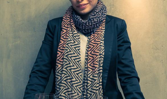 Sepideh Sedaghatnia, Antwerpen, mei 2015