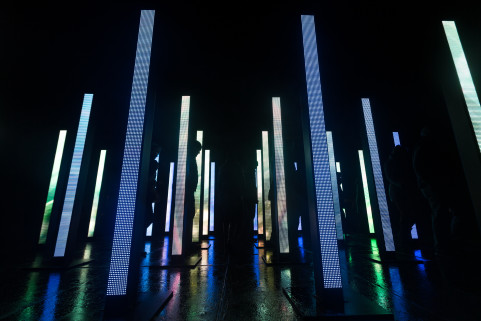 Lichtfestival in Gent