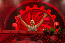 Tomorrowland 2014: David Guetta