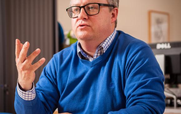 Carl De Vos in Gent