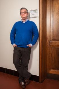 Politicoloog Carl Devos