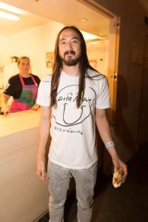 Tomorrowland 2014: Steve Aoki