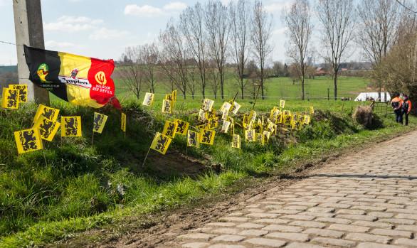 De Ronde op de Patersberg in Kluisbergen