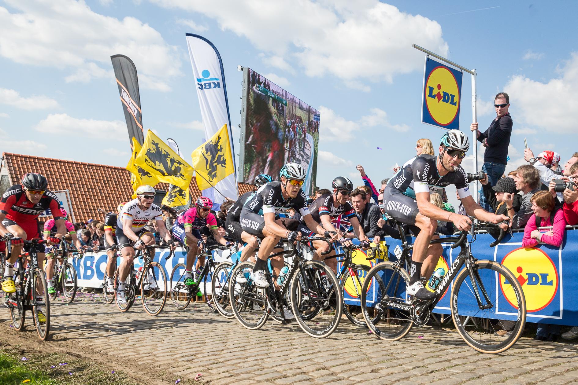 Ronde Van Vlaanderen Patersberg