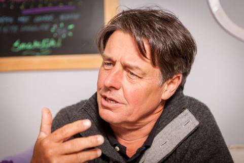 Guillaume Van der Stichelen in Antwerpen