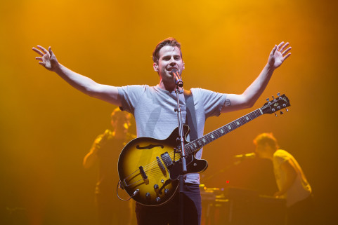 Foster the People in Werchter