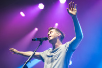 Foster the people, leadzanger Marc Foster