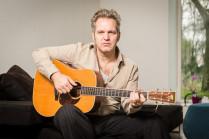 Raf Walschaerts, cabaretier en muzikant van Kommil Foo