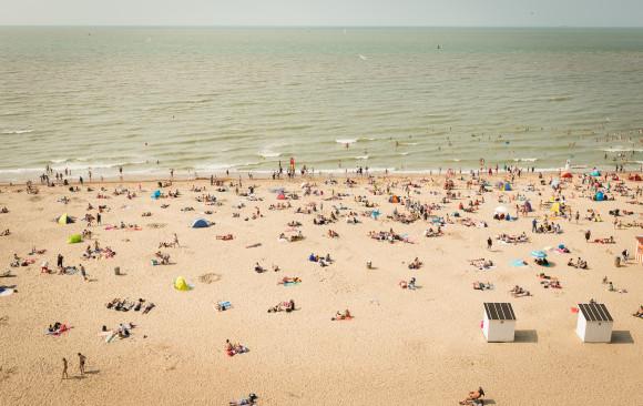 Strand van Oostende