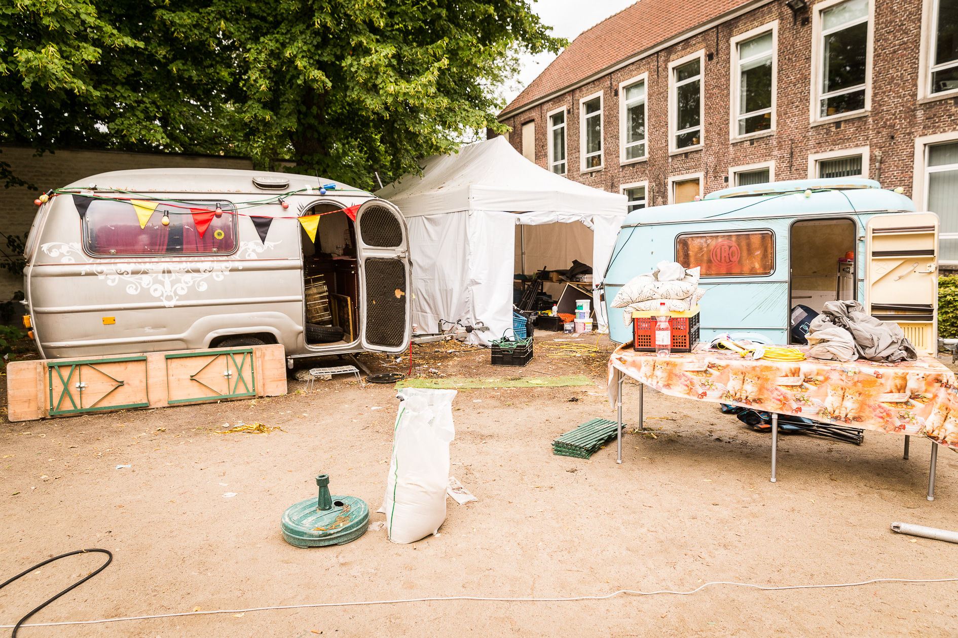 Gentse Feesten- The day after