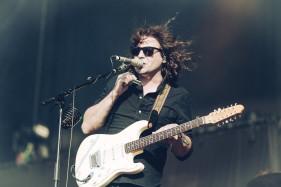 Adam Granduciel of The War on Drugs performing