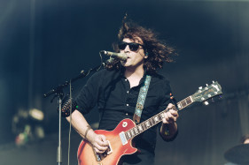 Adam Granduciel of The War on Drugs performing