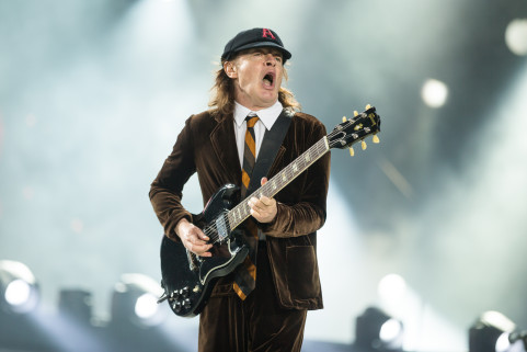 Rock or bust-Tour AC-DC in Dessel