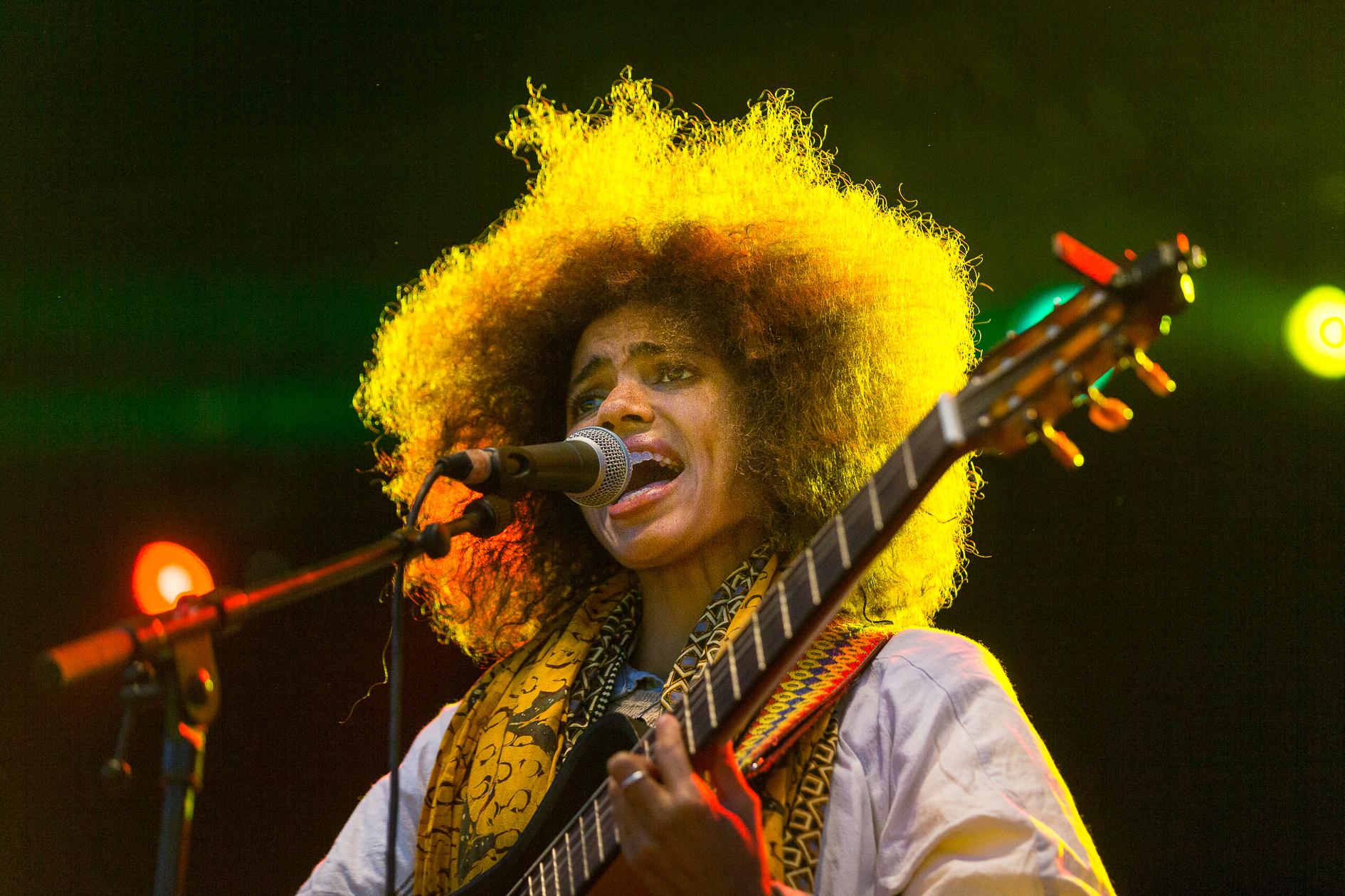 Nneka Lucia Egbuna aka Nneka